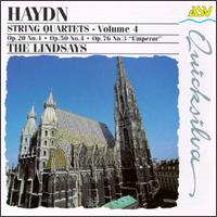 Haydn: String Quartets, Volume 4 von The Lindsays