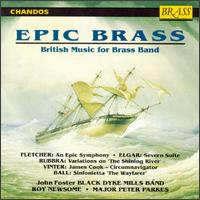 Epic Brass: British Music for Brass Band von Black Dyke Band