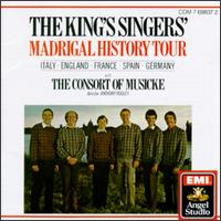 Madrigal History Tour von King's Singers