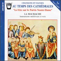 Songs And Dances From The Time Of The Cathedrals von Various Artists