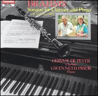 Brahms: Sonatas for Clarinet & Piano, Op. 120 von Gervase de Peyer