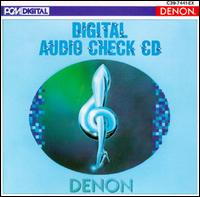 Digital Audio Check CD von Various Tests