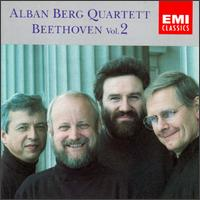 Beethoven: String Quartets Vol.2 von Alban Berg Quartet