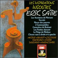Les Inspirations Insolites D'Erik Satie von Various Artists