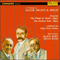 A Tribute to Elgar, Delius, & Holst von Various Artists