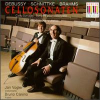 Cello Sonatas von Various Artists