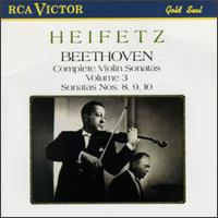 Beethoven: Complete Violin Sonatas, Vol. 3 - Nos. 8, 9, 10 von Various Artists