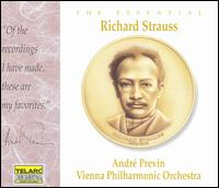 The Essential Richard Strauss von André Previn