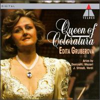 Queen of Coloratura von Edita Gruberová