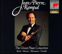 The Great Flute Concertos von Jean-Pierre Rampal