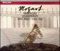 Mozart: Serenades and Divertimenti for Winds [Box Set] von Various Artists