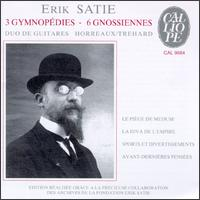 Erik Satie: 3 Gymnopédies; 6 Gnossiennes von Various Artists