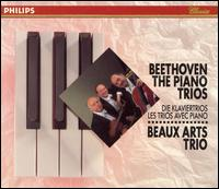 Beethoven: The Piano Trios von Beaux Arts Trio