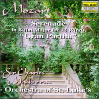 "Mozart: Serenade for 13 Winds ""Gran Partita"" von Charles Mackerras"