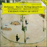 Debussy and Ravel:String Quartets von Emerson String Quartet