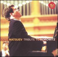 Tribute to Horowitz von Denis Matsuev