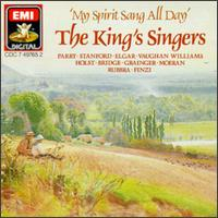 My Spirit Sang All Day von King's Singers