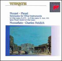 Mozart, Pleyel: Serenades for Winds Instruments von Mozzafiato