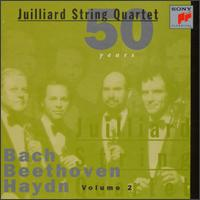 Juilliard String Quartet: 50 Years, Volume 2 von Juilliard String Quartet