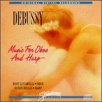 Claude Debussy: Music for Oboe and Harp von Various Artists