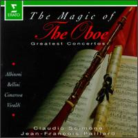 The Magic Of the Oboe von Various Artists