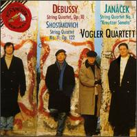 Debussy, Janácek: String Quartets von Various Artists