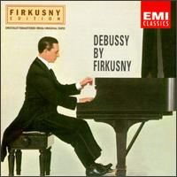 Claude Debussy: Works for Piano von Rudolf Firkusny