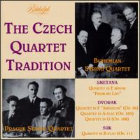 The Czech Quartet Tradition von Various Artists