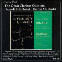 The Great Clarinet Quintets von Various Artists