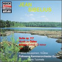 Jean Sibelius: Suite Op. 117; Musik zu Ödlan; Adaion in D minor; etc. von Various Artists