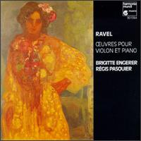 Maurice Ravel: Works for Violin and Piano von Various Artists