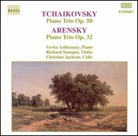 Tchaikovsky: Piano Trio, Op. 50; Arensky: Piano Trio, Op. 32 von Various Artists