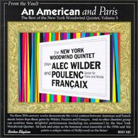 An American And Paris: The Best of The New York Woodwind Quintet, Volume 3 von Various Artists