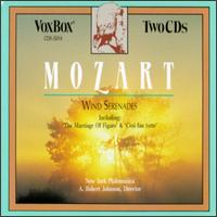 Mozart: Wind Serenades von Various Artists