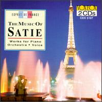 The Music Of Satie: Orchestra, Piano, Voice von Various Artists