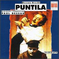 Paul Dessau: Puntila von Various Artists