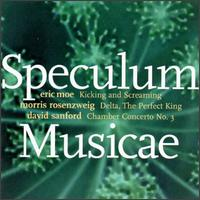 Speculum Musicae Performs Music By Emerging Composers von Speculum Musicae