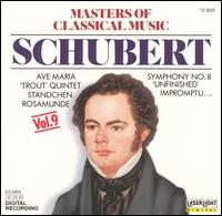 Masters of Classical Music, Vol. 9: Schubert von Various Artists