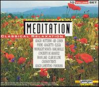 Meditation: Classical Relaxation (Box Set) von Various Artists