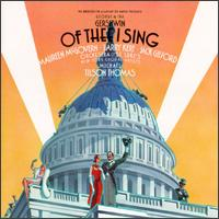 Gershwin: Of Thee I Sing/Let 'em Eat Cake von Michael Tilson Thomas