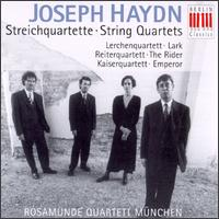 Joseph Haydn: String Quartet, Op. 76,3/String Quartet, Op. 64,5/String Quartet, Op. 74,3 von Various Artists