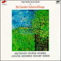 The Wind Soloists Of The Chamber Orchestra Of Europe von Various Artists