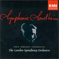 Symphonic Sondheim von Various Artists