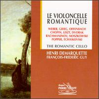 The Romantic Cello von Various Artists