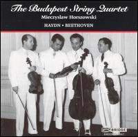Great Performances From The Library Of Congress, Vol. 5: Budapest String Quartet von Budapest Quartet
