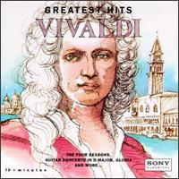 Antonio Vivaldi: Greatest Hits von Various Artists