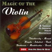 Magic Of The Violin von Various Artists