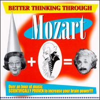 Better Thinking through Mozart von Various Artists