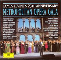 James Levine's 25th Anniversary Metropolitan Opera Gala von James Levine