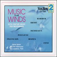 Music For Winds von Various Artists